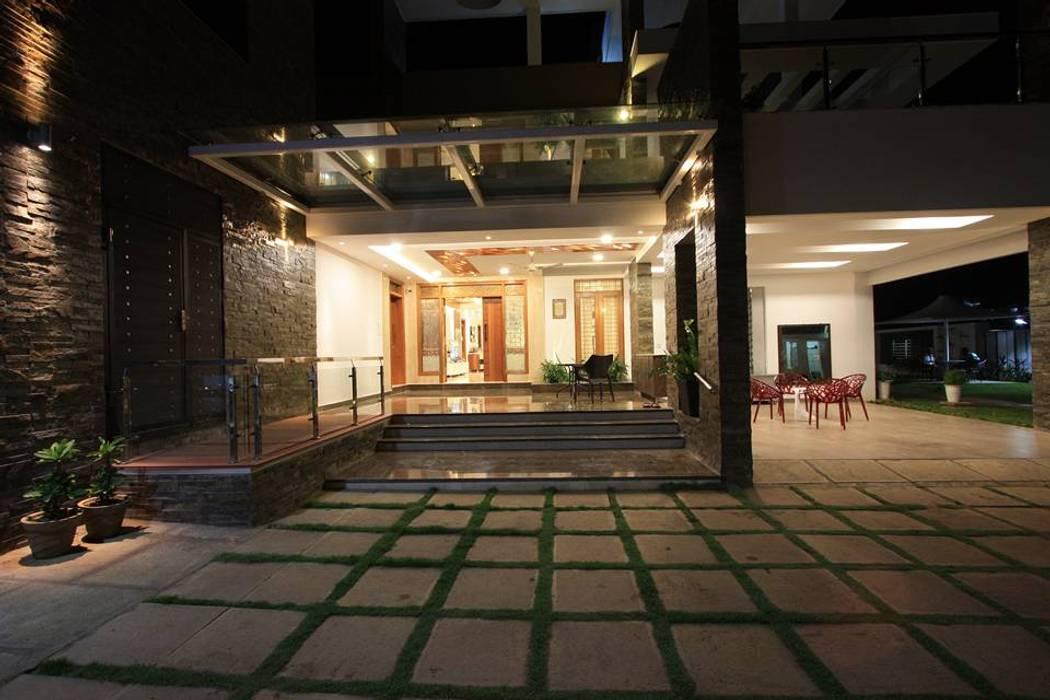 Landscape: modern Garden by Ansari Architects