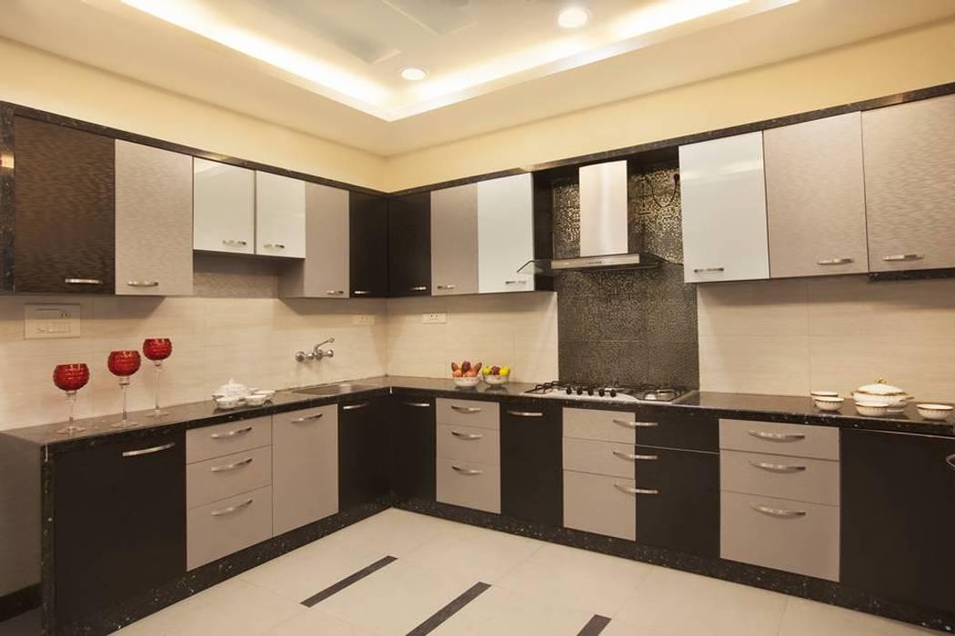 Cocinas de estilo moderno de Ansari Architects Moderno