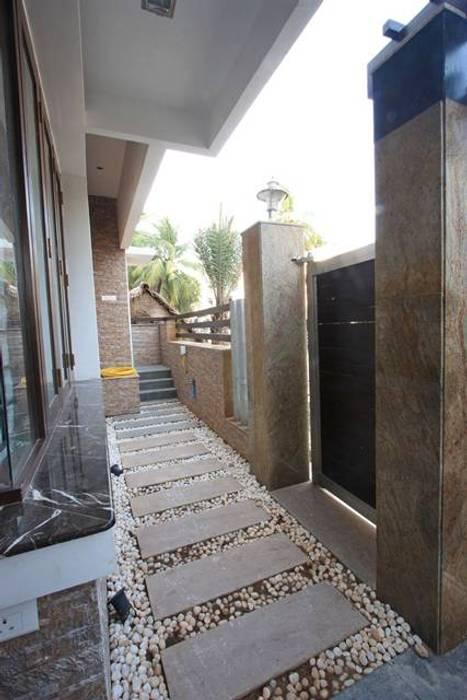 Passage:  Garden by Ansari Architects