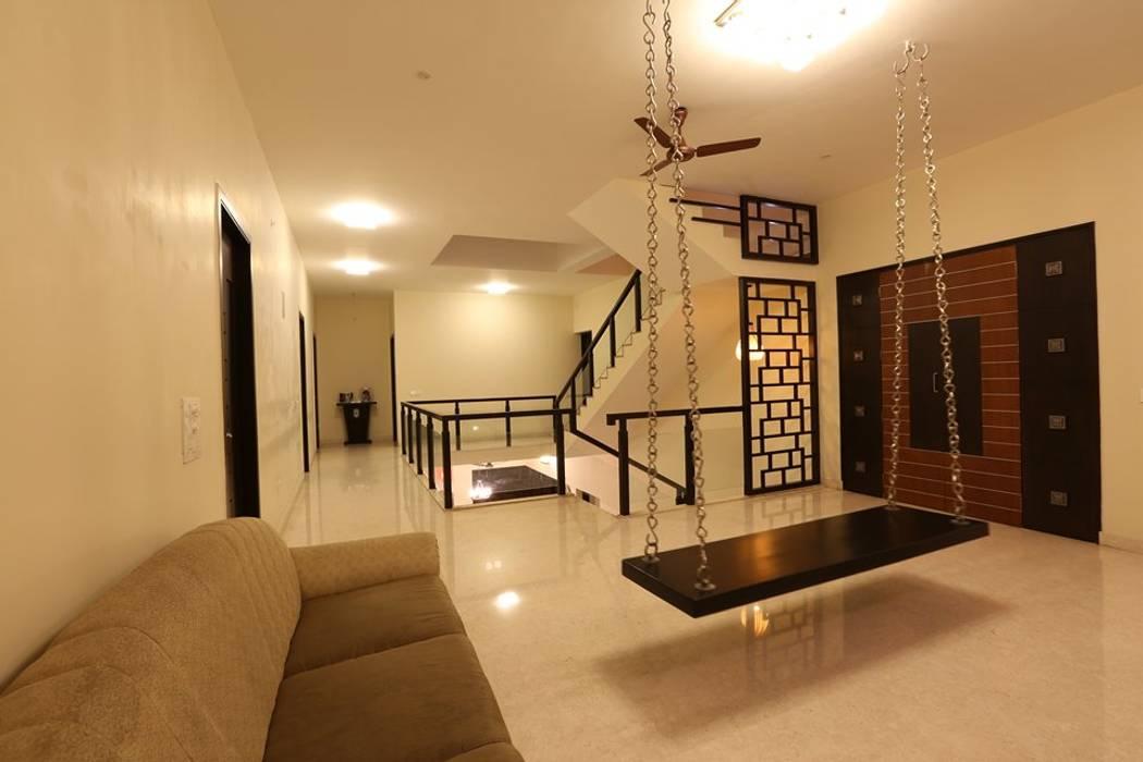 Salas / recibidores de estilo  por Ansari Architects, Moderno