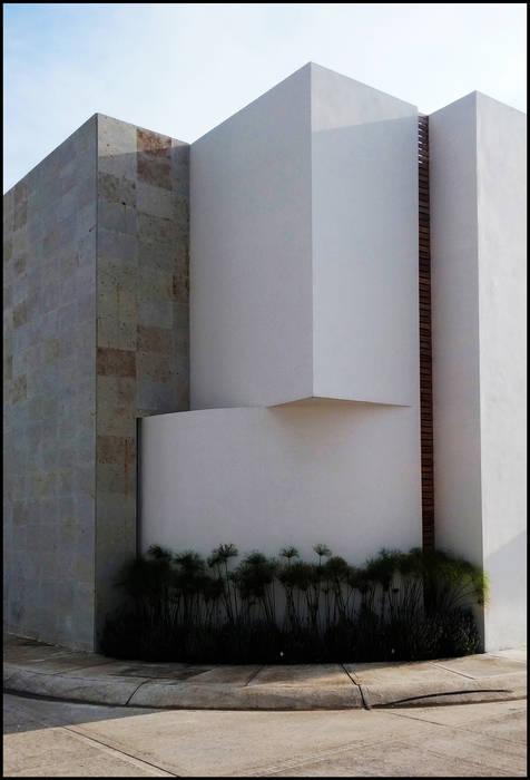 Maisons de style  par BAG arquitectura, Moderne Béton
