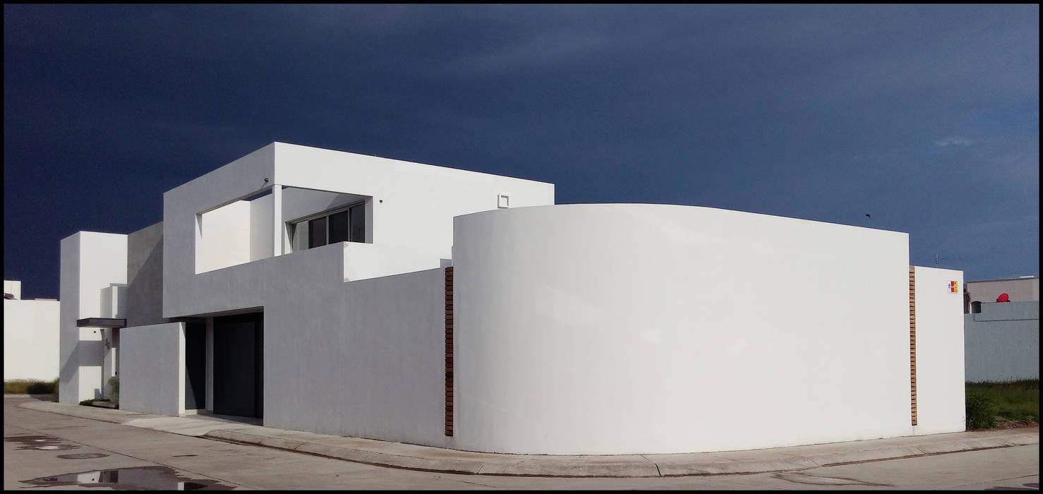 Maisons de style  par BAG arquitectura, Moderne Briques