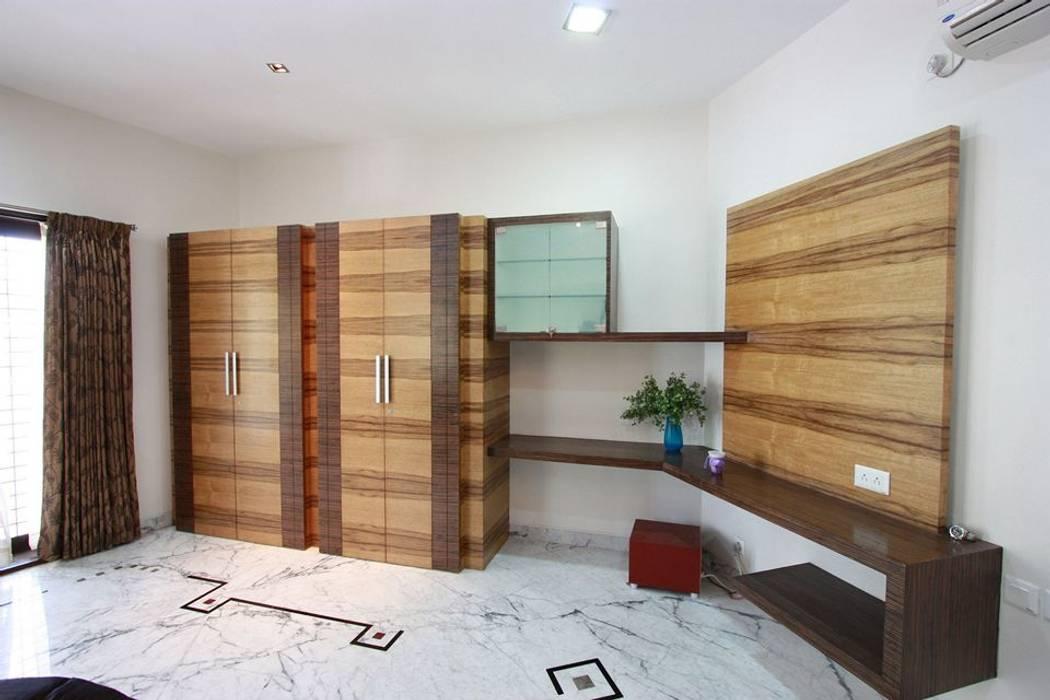 Study Modern study/office by Ansari Architects Modern