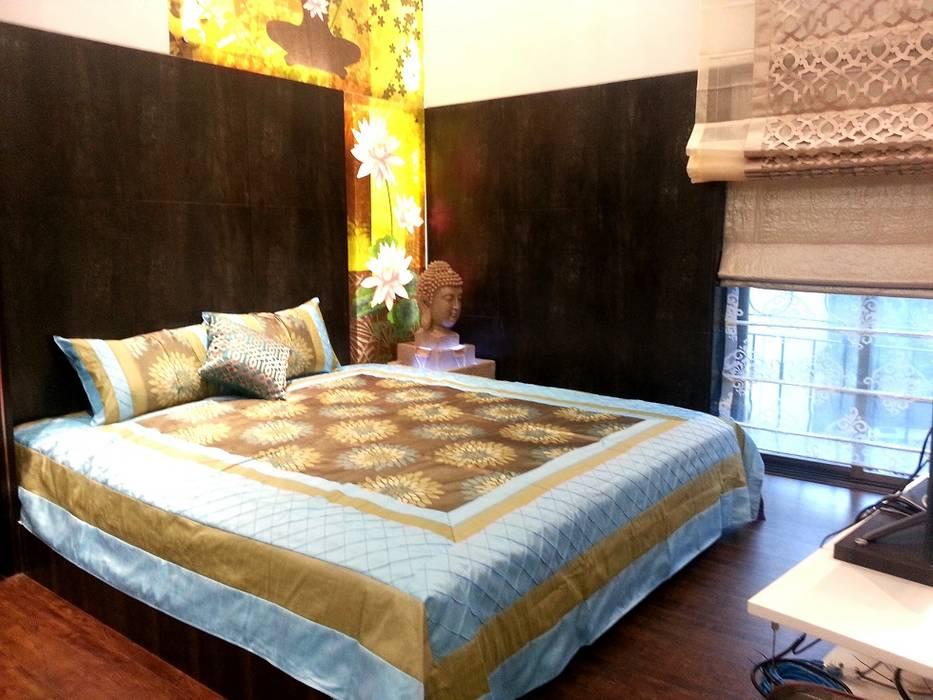 Posh Parare Modern style bedroom by TRINITY DESIGN STUDIO Modern