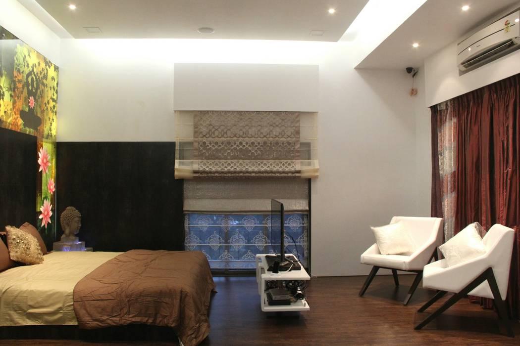 Posh Parare TRINITY DESIGN STUDIO Camera da letto moderna