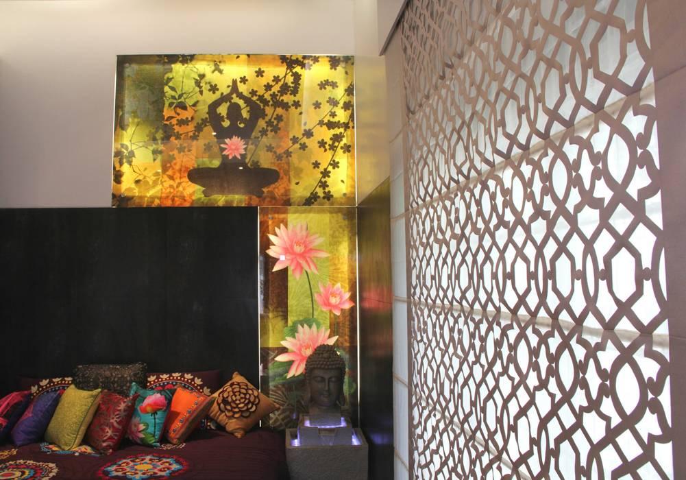 Posh Parare Ruang Keluarga Modern Oleh TRINITY DESIGN STUDIO Modern