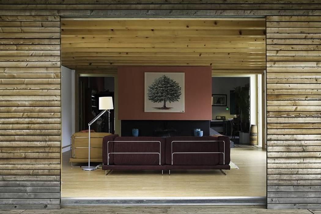La Floresta (NOEM) NOEM Salones de estilo moderno