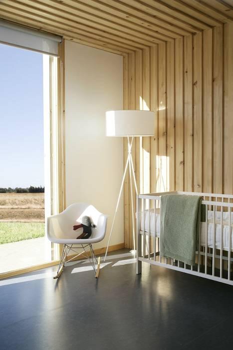 Спальня в стиле модерн от NOEM Модерн