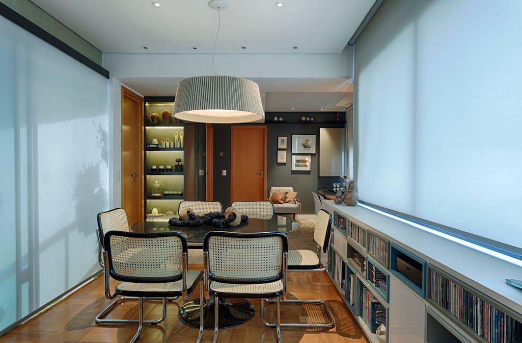 Modern dining room by CoGa Arquitetura Modern