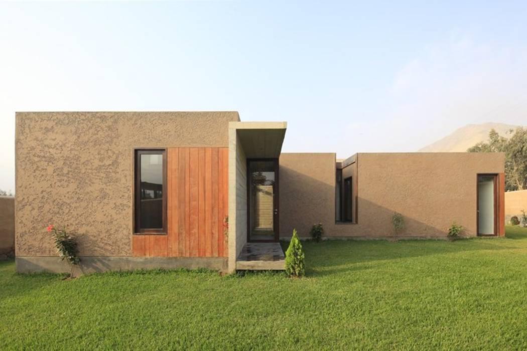 Casa oZsO Modern houses by Martin Dulanto Modern