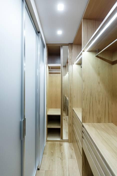 Dressing moderne par ARCHILAB architettura e design Moderne