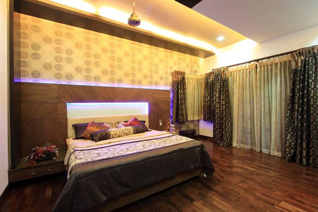 Bedroom Modern Bedroom by Ansari Architects Modern