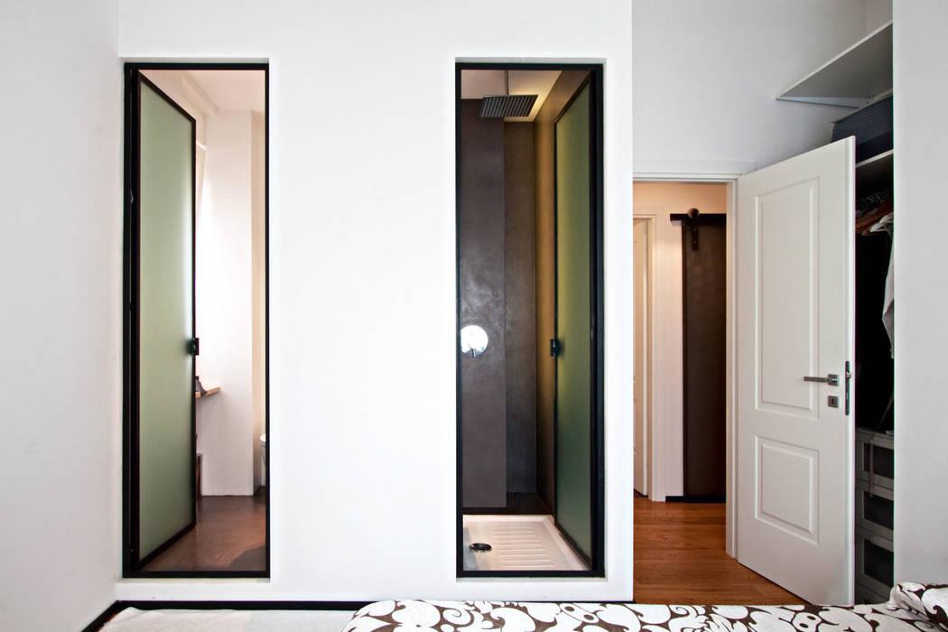 Bedroom by Anomia Studio, Industrial