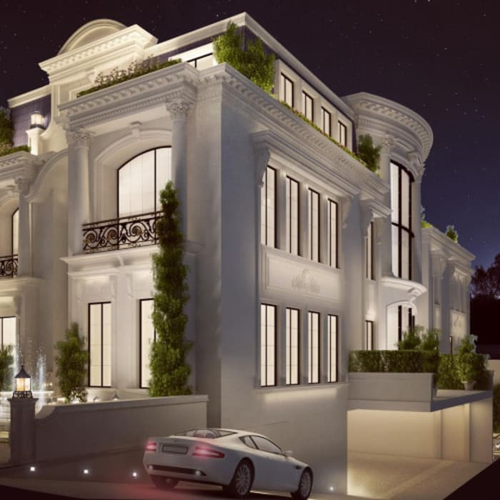 Interior Design Architecture By Ions Design Dubai Uae Houses By