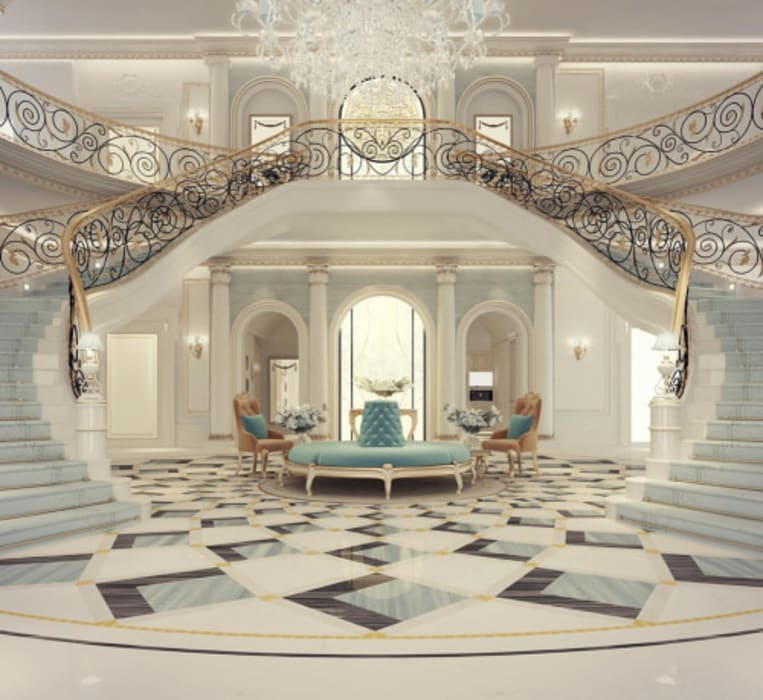 Interior Design & Architecture By Ions Design Dubai,uae