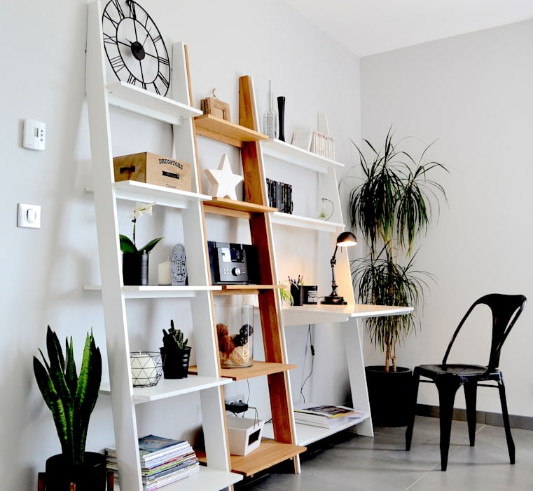 Oficinas de estilo moderno de SAMANTHA DECORATION Moderno