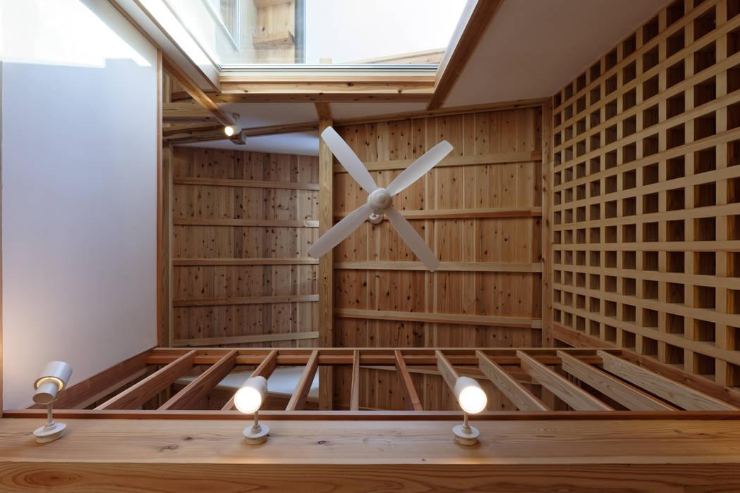 流山中庭を囲む家 by 高野三上アーキテクツ一級建築設計事務所 TM Architects Modern