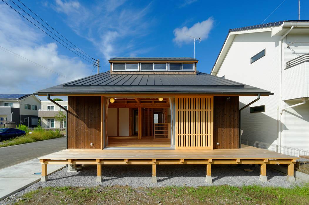 高野三上アーキテクツ一級建築設計事務所 TM Architects Asian style houses