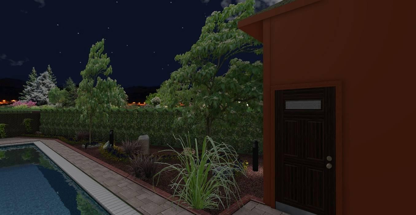 Moderner Garten von AYTÜL TEMİZ LANDSCAPE DESIGN Modern