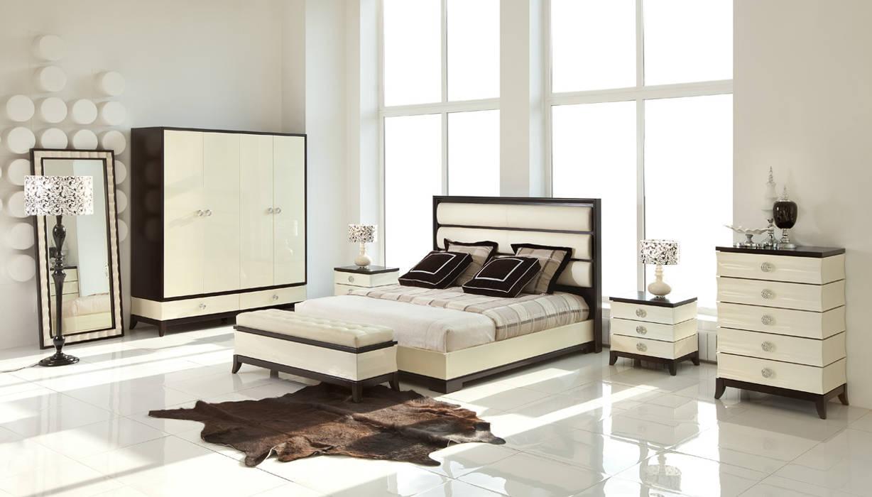 Dormitorios de estilo moderno de Fratelli Barri Moderno