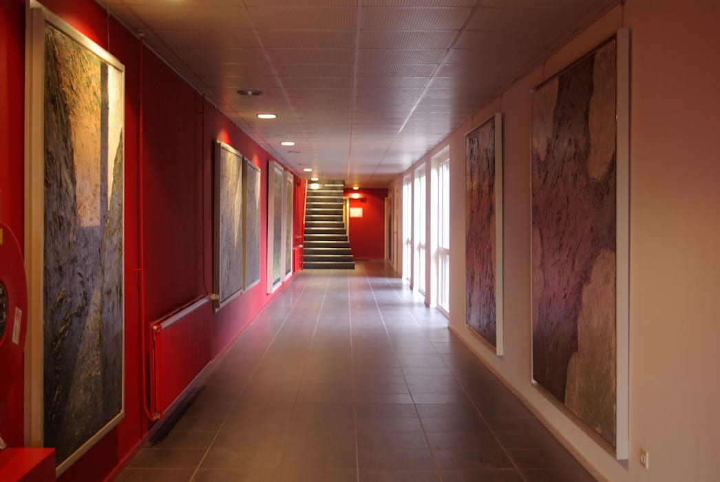 by Dick de Jong Interieurarchitekt Modern
