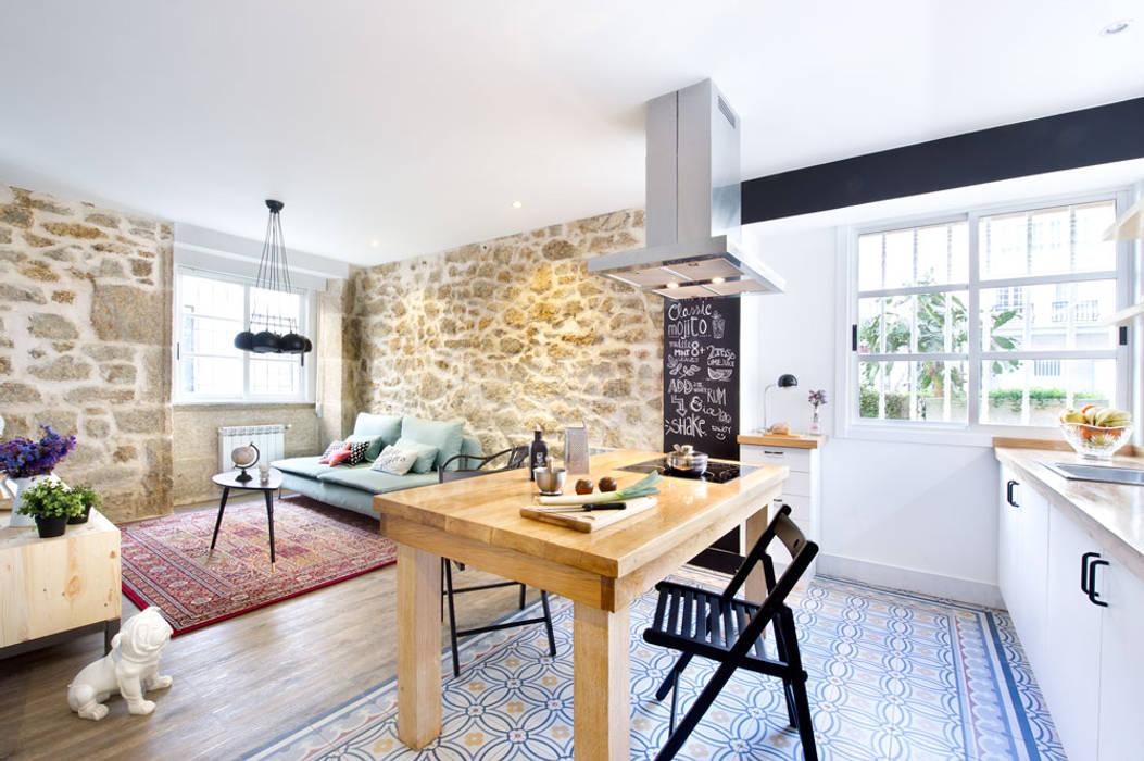 Dining room by Egue y Seta, Modern