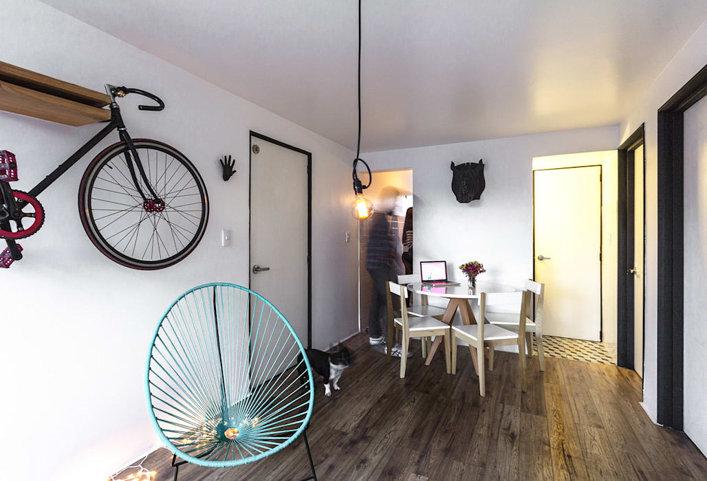Modern Living Room by DOSA studio Modern