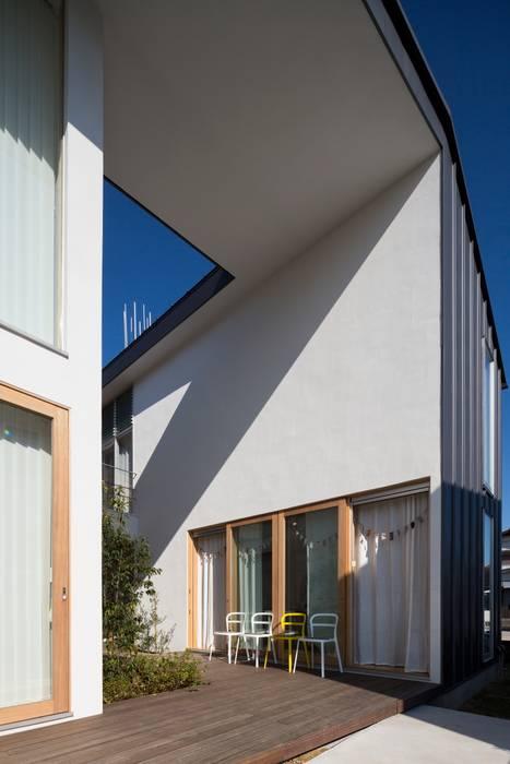 Modern garden by Studio R1 Architects Office Modern