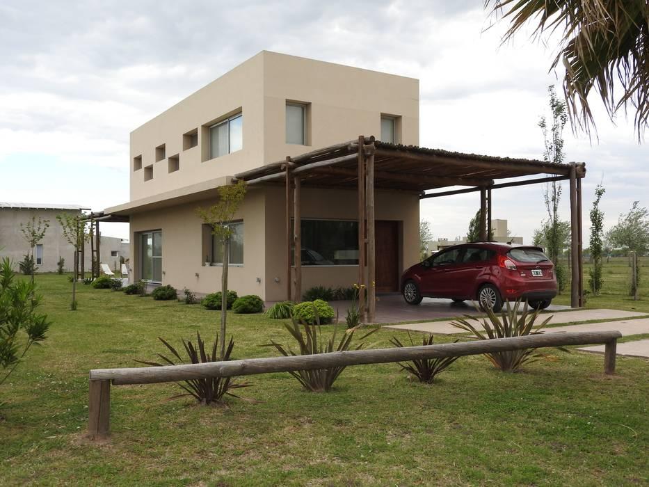 บ้านและที่อยู่อาศัย โดย Erb Santiago, โมเดิร์น