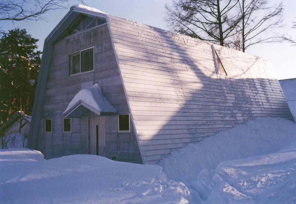 白馬の山小屋〈renovation〉-愛すべきセカンドハウス-: atelier mが手掛けた家です。
