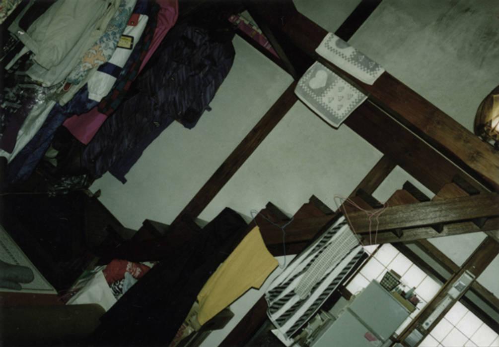 以前の内部: atelier mが手掛けたリビングです。