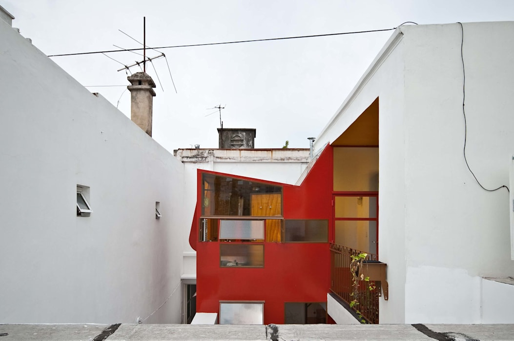 Houses by Pop Arq, Industrial