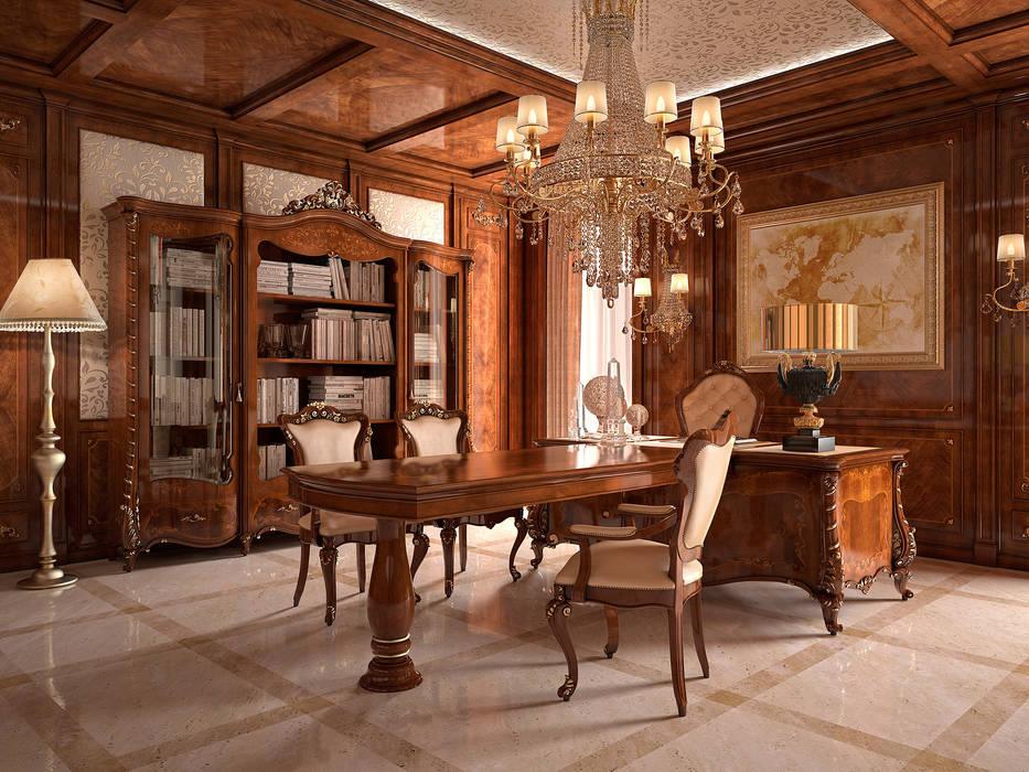 Studio Portofino - Signorini & Coco: Studio in stile in stile Classico di faserem srl