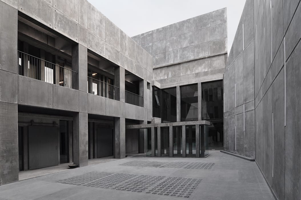 Рабочие кабинеты в . Автор – Ramiro Zubeldia Arquitecto,