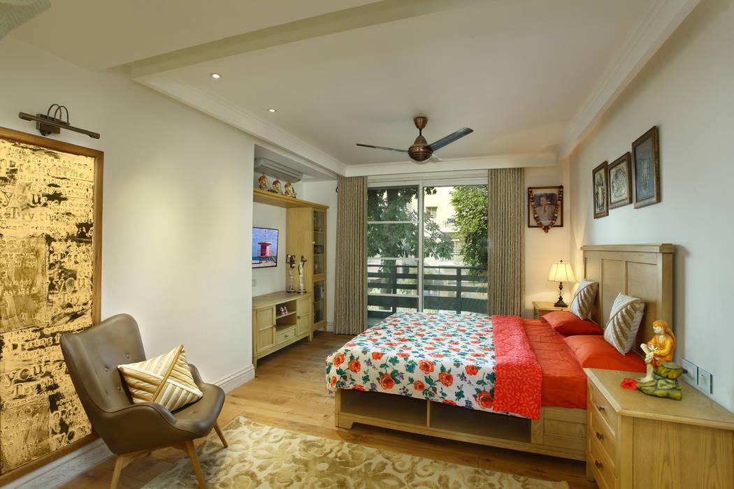 Bedroom: classic Bedroom by groupDCA