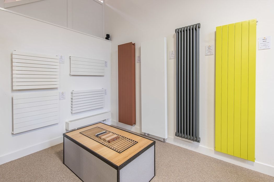 UK's largest radiator showroom Feature Radiators