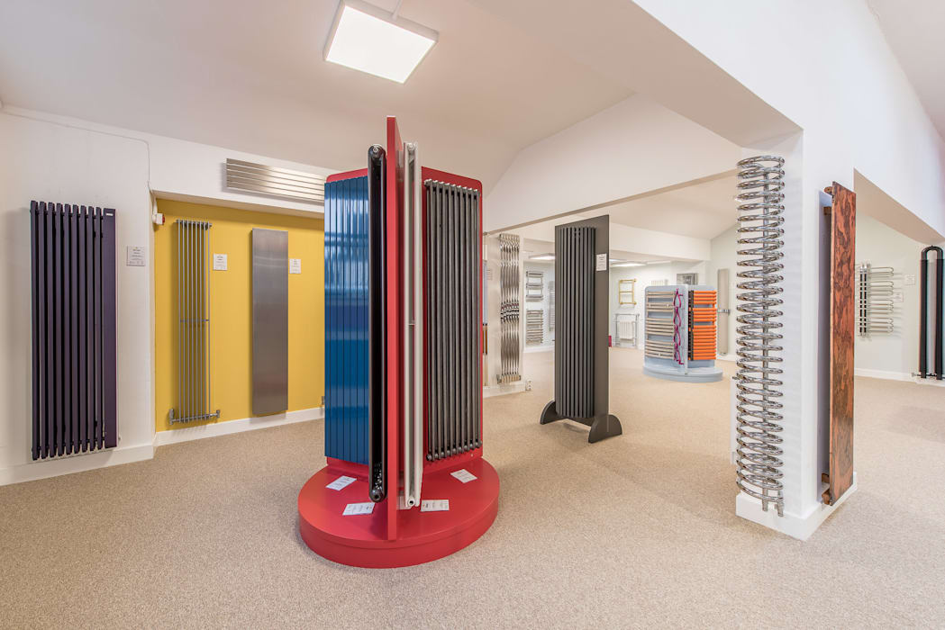 UK's largest radiator showroom Feature Radiators