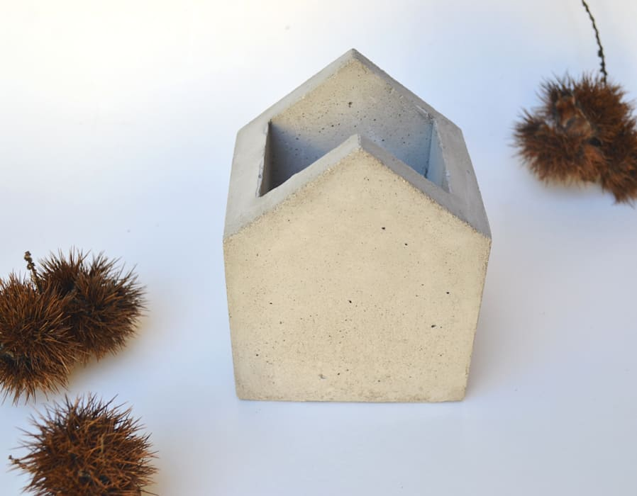 BODOQUE - Diseño en Concreto HouseholdPlants & accessories Grey