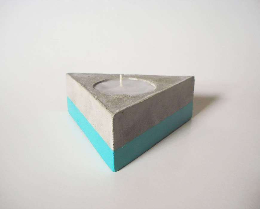 BODOQUE - Diseño en Concreto SoggiornoAccessori & Decorazioni Turchese