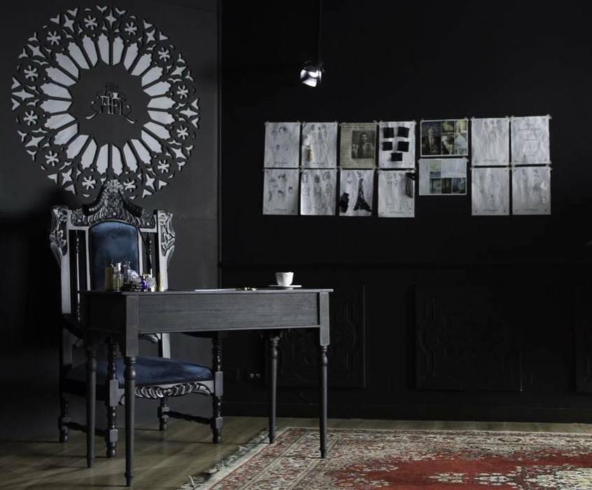El Trono: Espacios comerciales de estilo  por CM ephimeral, Ecléctico