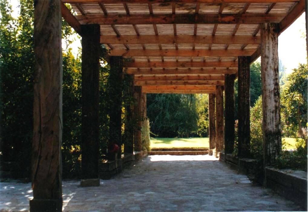 Galería ALIWEN arquitectura & construcción sustentable - Santiago Casas unifamiliares