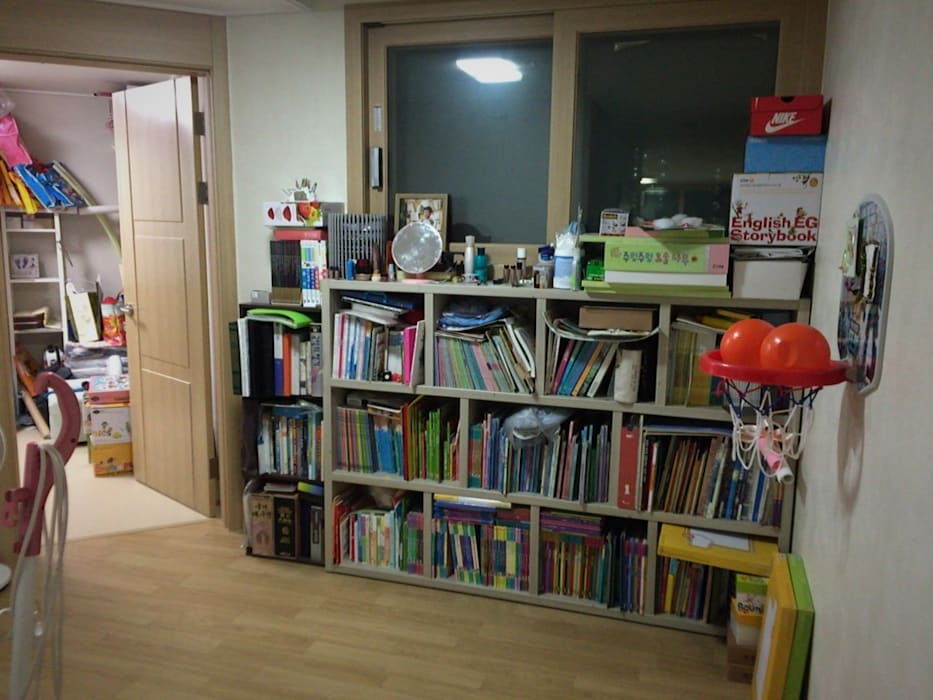 광교 서재형거실 홈스타일링(Kwanggyo APT) homelatte Quarto infantil moderno