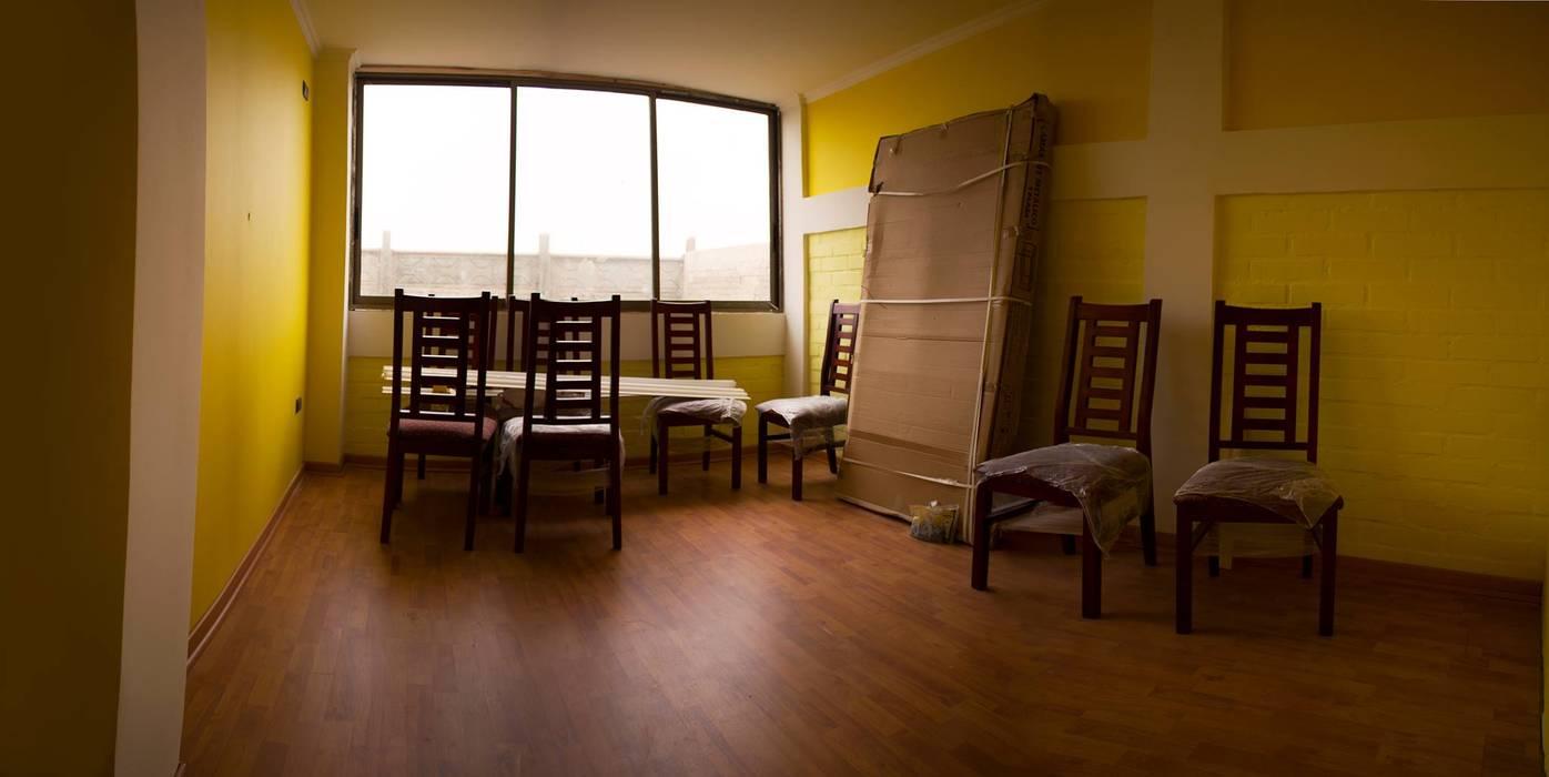 Esszimmer von ONG Vivienda Local