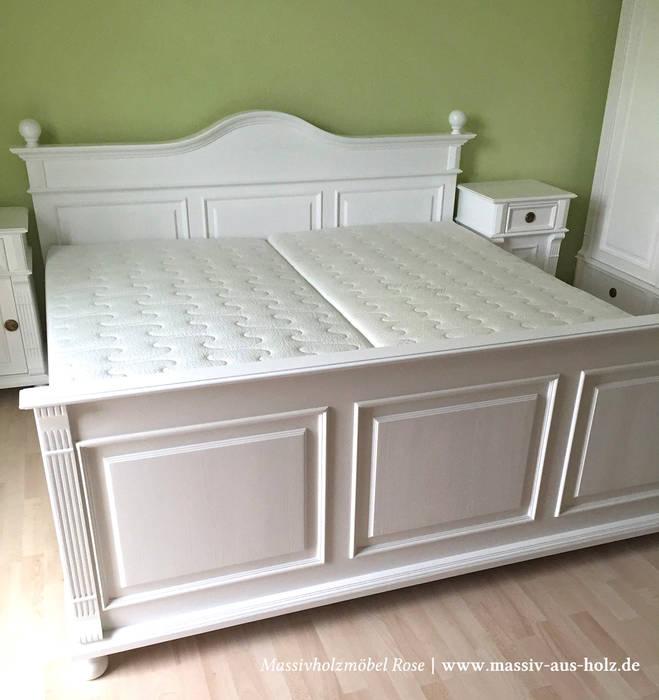 Bett Mit Schubladen Im Schlafzimmer Schlafzimmer Von Massiv Aus