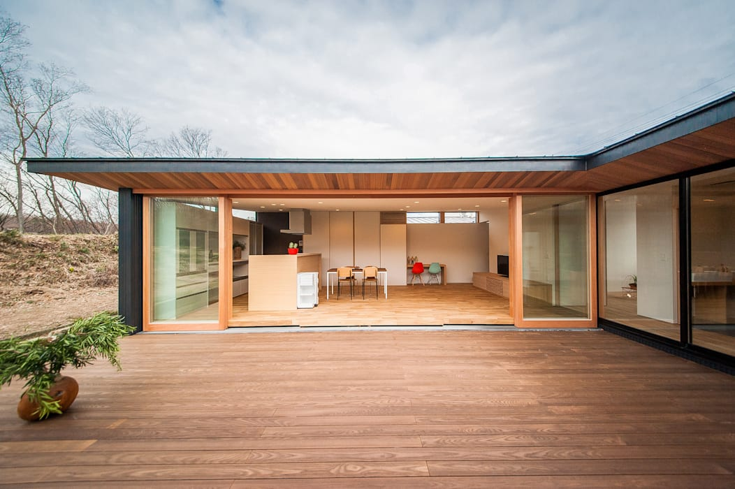 Wood Windows(Order): STaD(株式会社鈴木貴博建築設計事務所)が手掛けた窓です。,