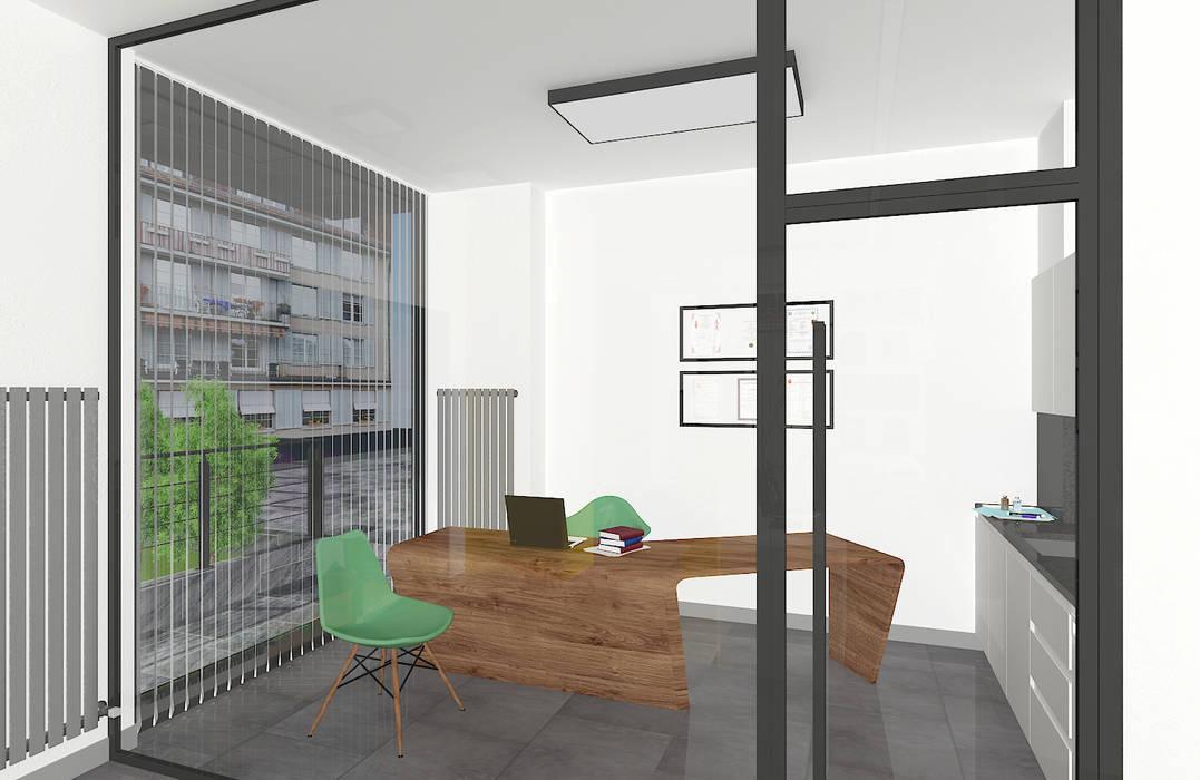 Modern clinics by Baki & Başaran İç Mimarlık Modern