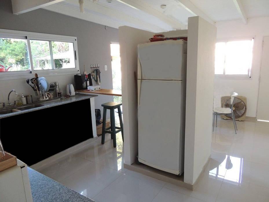 Estudio ZP Kitchen White