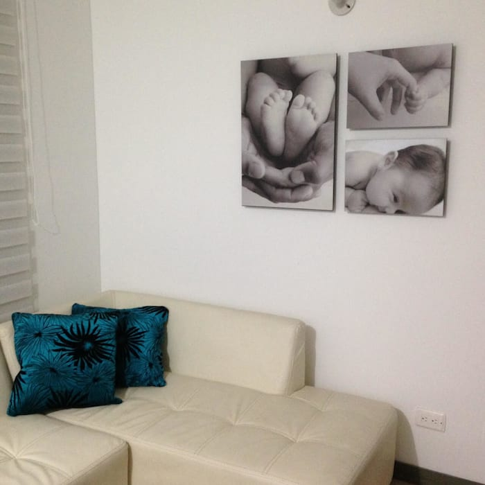 FotoGalerías Personalizadas: Habitaciones infantiles de estilo  por Cuarto de Luz: fotografía y decoración,