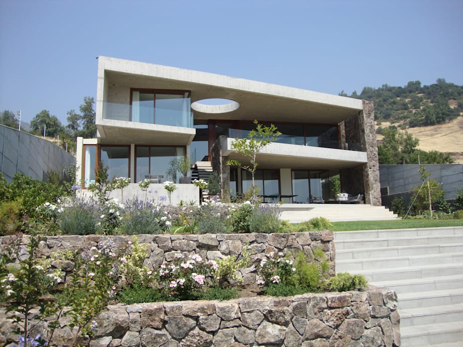 Hernan Arriagada / Arq Modern houses