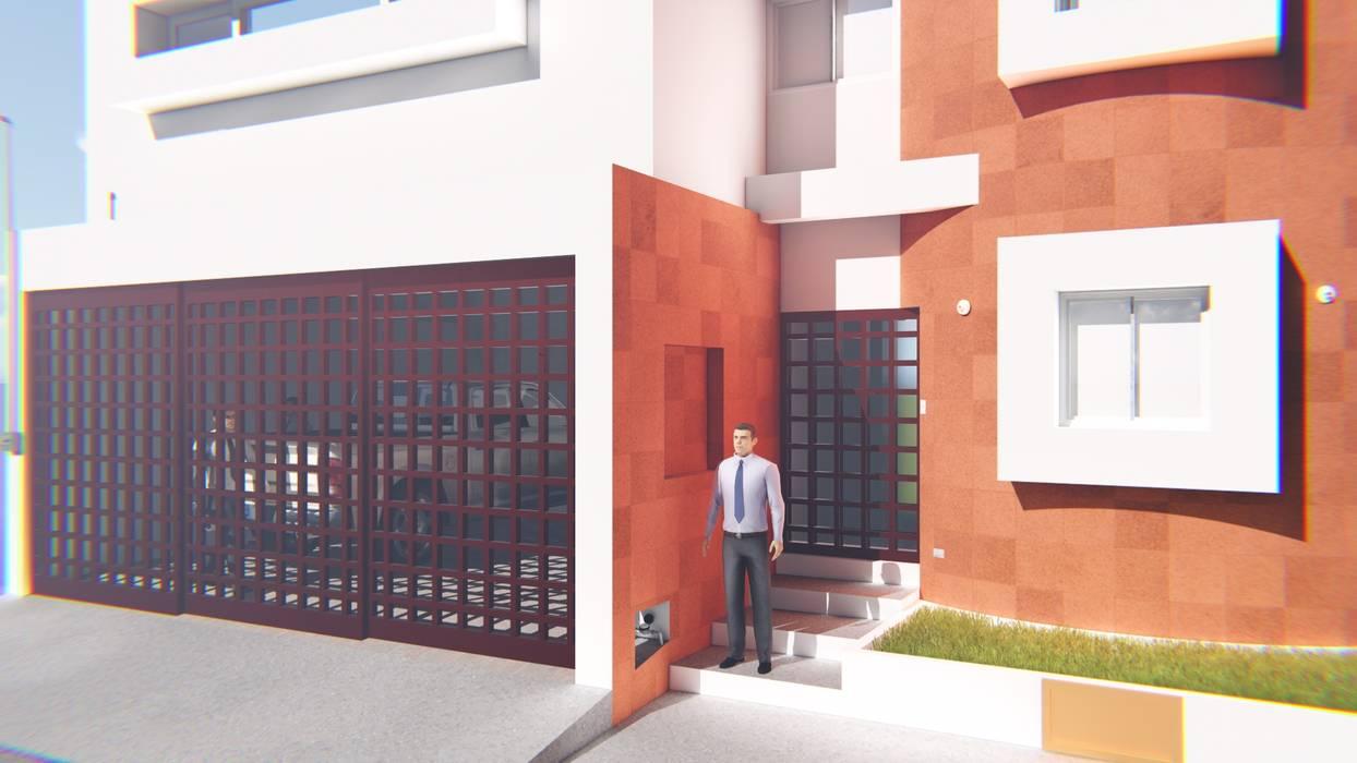 FyA Arquitectos Будинки